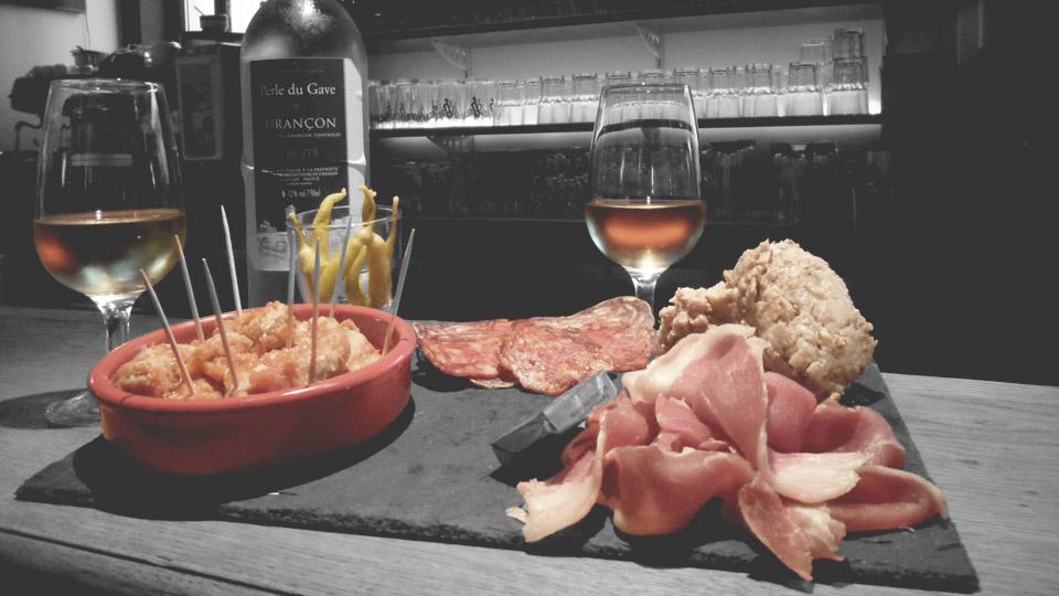 Brasserie le Pamplona - Restaurant Hôtel d'Ossau - Laruns Pyrénées France