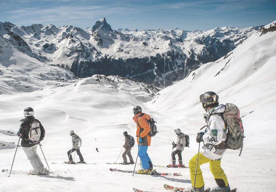 Station de ski d'Artouste